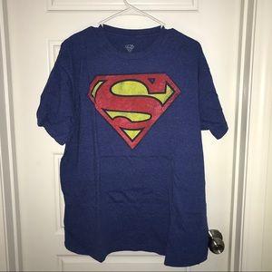 🔴 Men's XL Superman Graphic T-Shirt